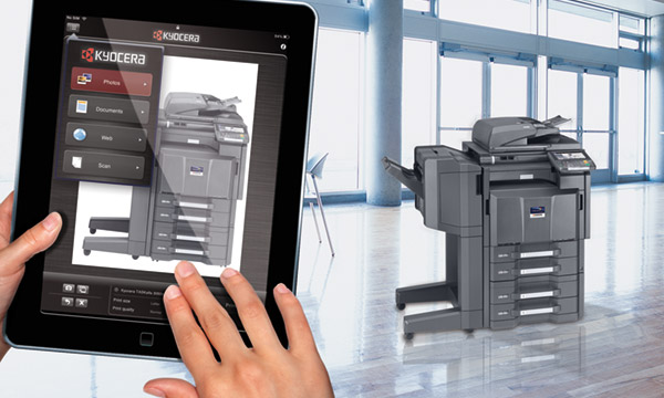 document solution Kyocera multifunctional